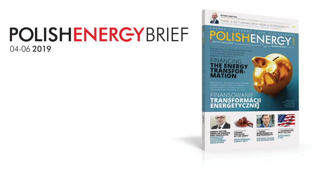Nowy numer kwartalnika Polish Energy Brief - 02/2019