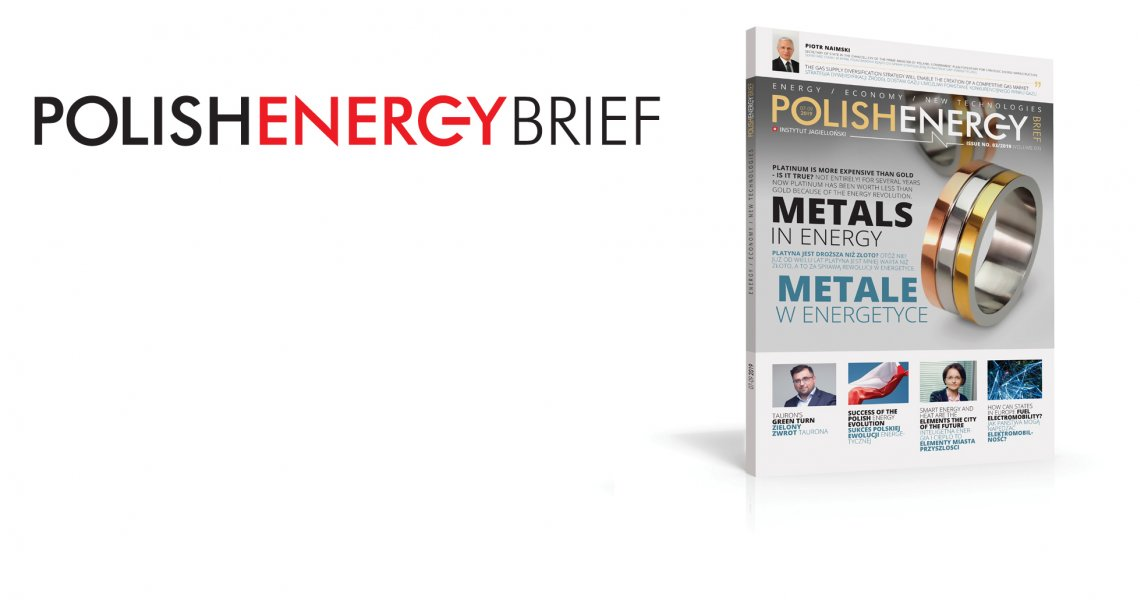 Nowy numer kwartalnika Polish Energy Brief - 03/2019