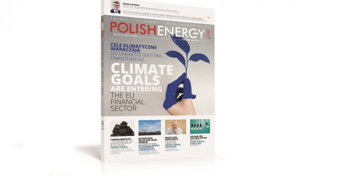 Nowy numer kwartalnika Polish Energy Brief 04/2019